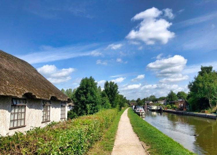 Lancaster Canal Lancashire walks