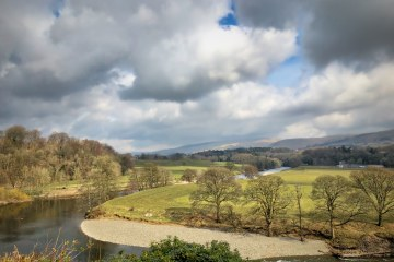 Silent Sunday, Ruskin's View, Kirkby Lonsdale
