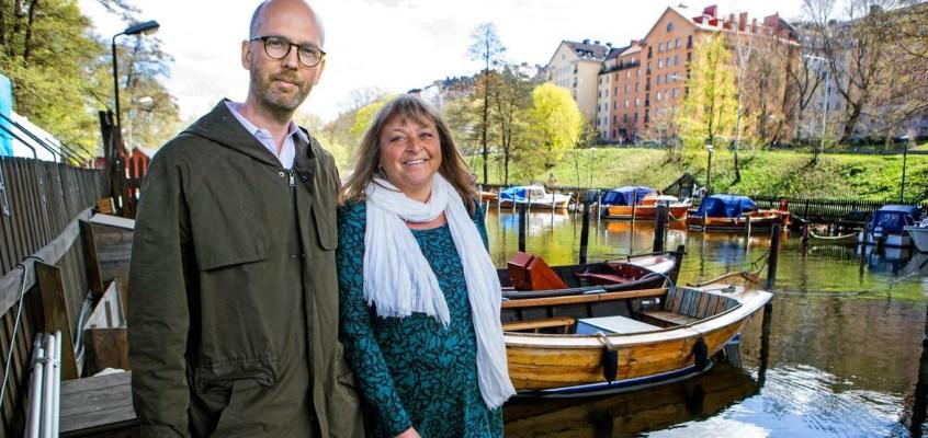Båtklubben spolar giftet – DN.se