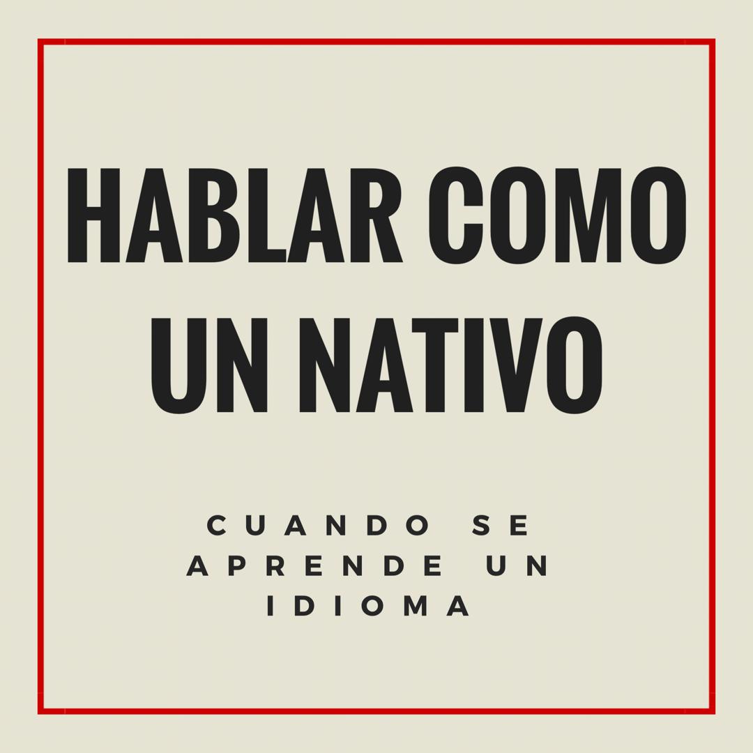 hablar como un nativo helene colinet recursos proofesores idiomas tprs españa