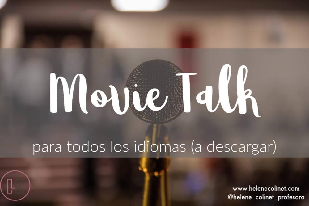 Movie talk para todas los idiomas helene colinet tprs ci recursos profesores idiomas