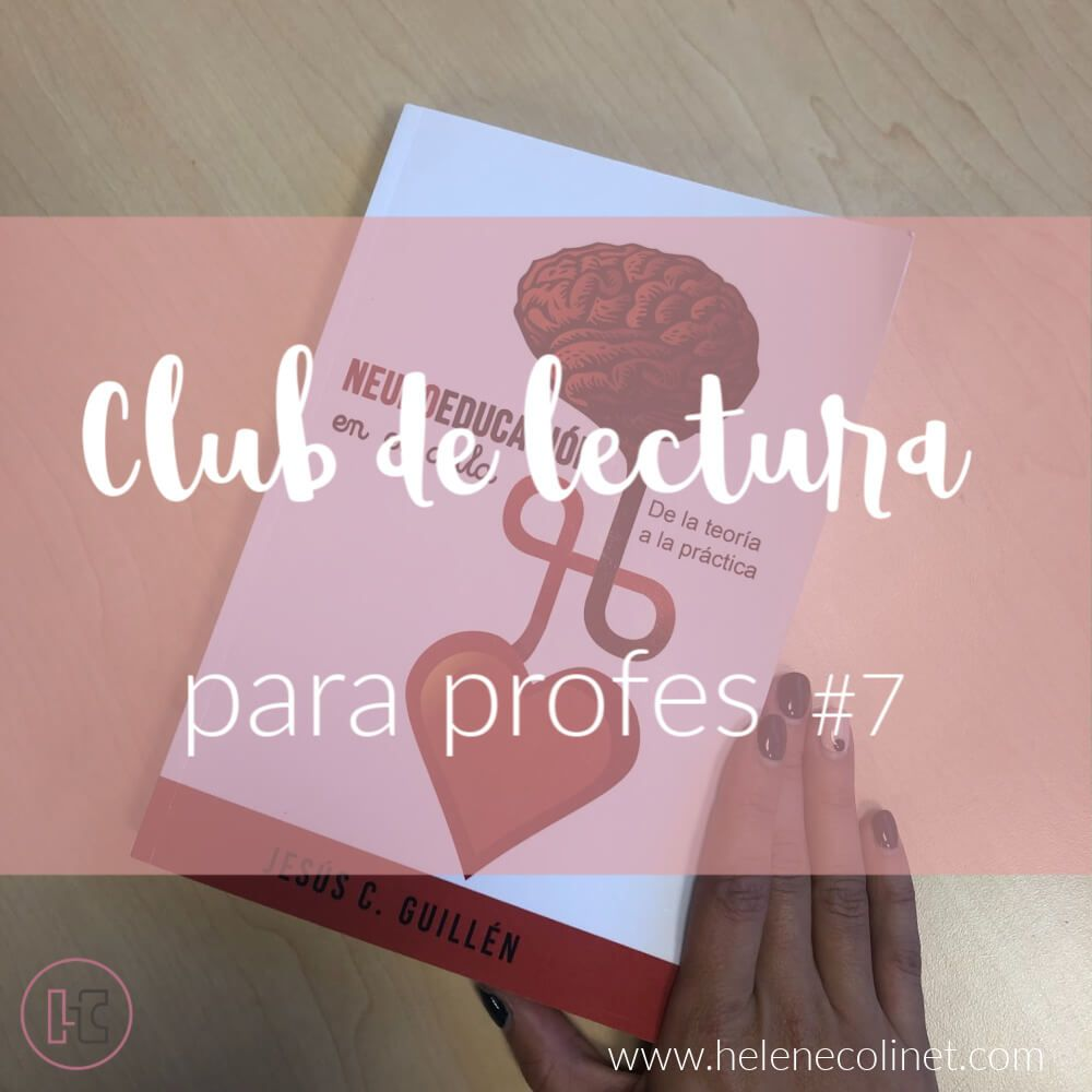 club lectura para profes #7 helene colinet tprs ci españa