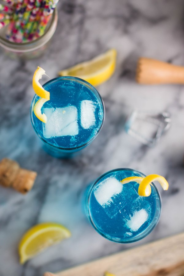 The Tomorrowland Cocktail: A Recipe + Giveaway!