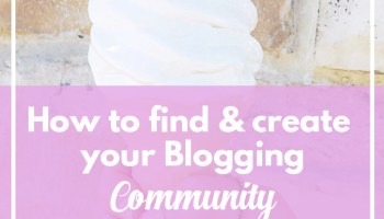 How to find bloggers