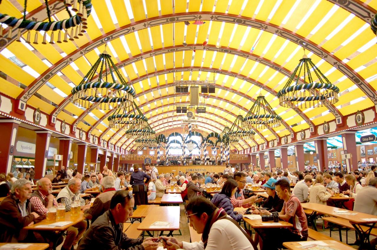 Lowenbrau Tent Oktoberfest