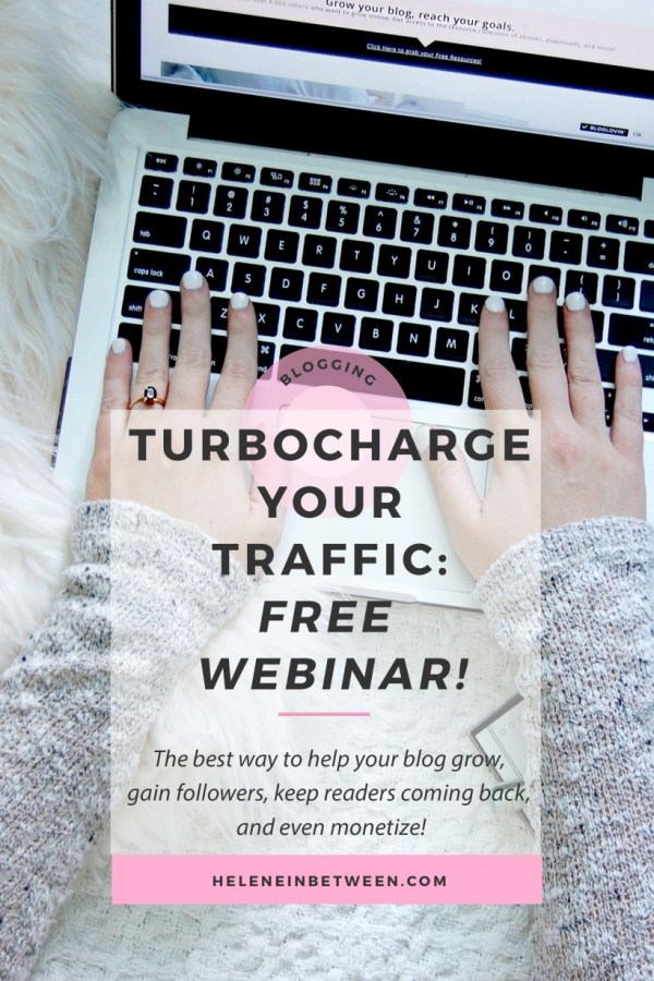 Turbocharge Your Traffic: Free Webinar