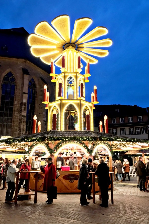 Step into  Wonderland: Heidelberg Christmas Market