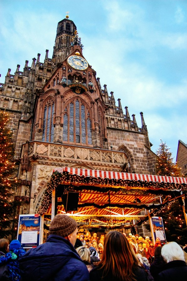 Best Side Trips for Christmas in Germany