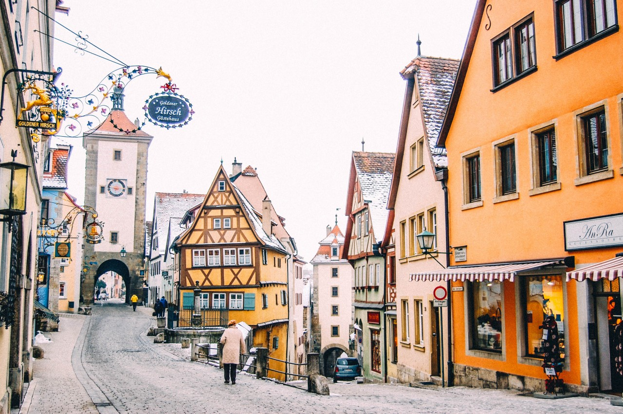 Plan a trip to Rothenburg ob der Tauber