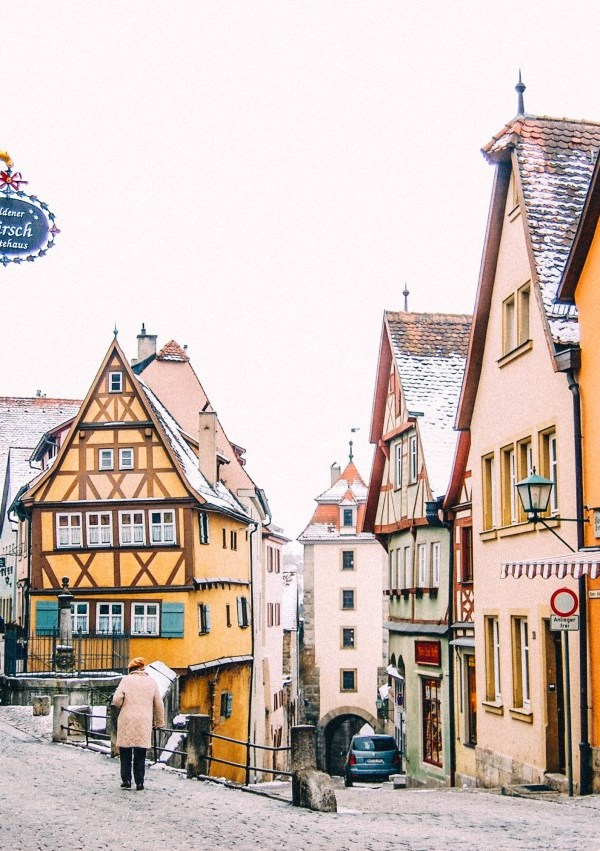 Plan a Trip to Rothenburg Ob Der Tauber – Step Back to Medieval Times