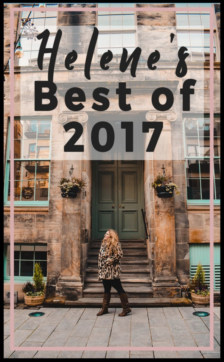 Helene's Best of 2017 (PLUS GIVEAWAY!)