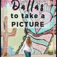 Best Spots in Dallas for Pictures