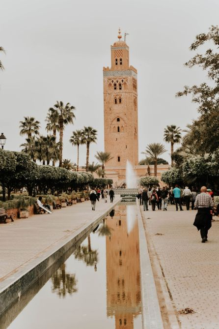 Travel Guide To Marrakech, Morocco