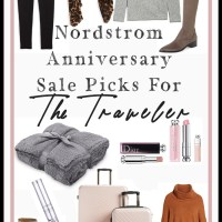 My Nordstrom Anniversary Sale Picks For the Traveler