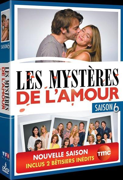 DVD Les mystères de l'amour saison 6