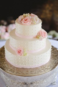 Embossed Classic 18 inch Cake Stand - Helen G Events ...
