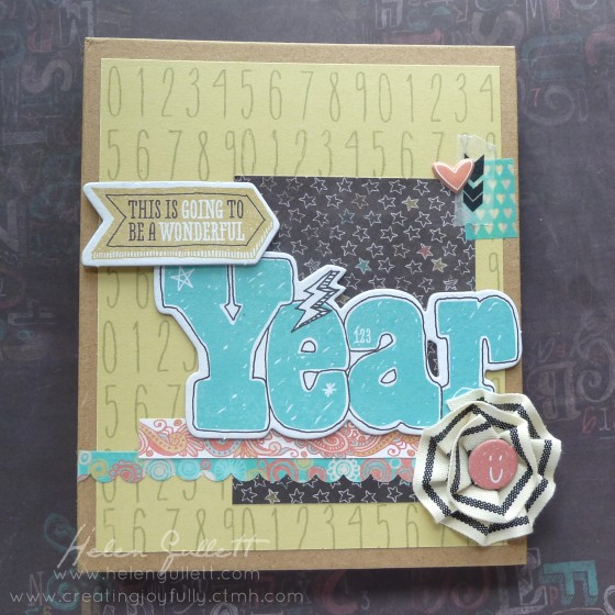 Hip Pic Album: New School Year Album| CTMH 2014-2015 Annual Inspirations Book | Helen Gullett | http://creatingjoyfully.ctmh.com/ #closetomyheart #ctmh #annualinspirationsbook #papercrafting #scrapbooking #cardmaking #diy