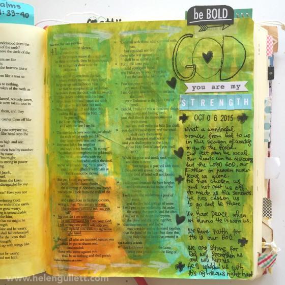 Isaiah 40:27-31; 41:9-11
