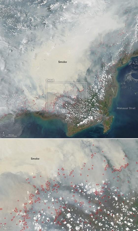 Borneo - NASA http://go.nasa.gov/1Pv7beU