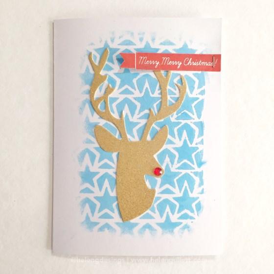 Rudolph Merry Merry Christmas