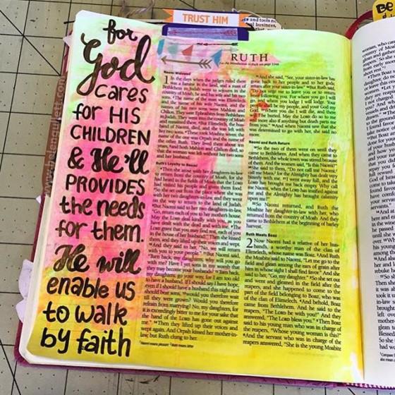 Ruth 1:1-22