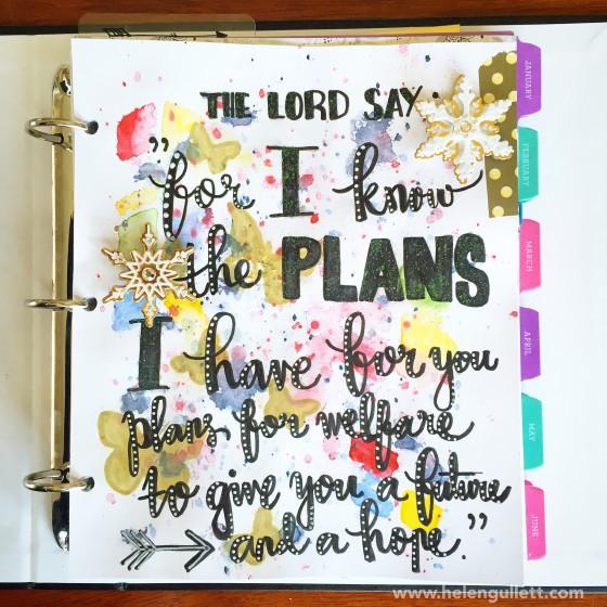 Jeremiah 29:11-12