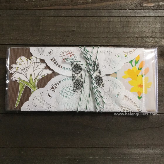 Pocket Letter Pals: Mini Encouraging Cards | more on the blog at http://wp.me/p1DmW0-2jv #creatingjoyfully #pocketletterpals #pocketletters #papercrafting #stamping #embossing #watercoloring #studiocalico #neatandtangled #neatandtangledbiblejournalingstamp #latinacrafter #beablessingcollection #illustratedfaith #biblejournalingstamp