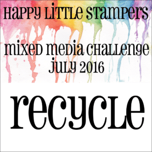 HLS Mixed Media challenge July 2016