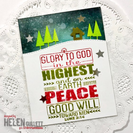 STAMPlorations Typografia In Faith Blog Hop and Giveaway
