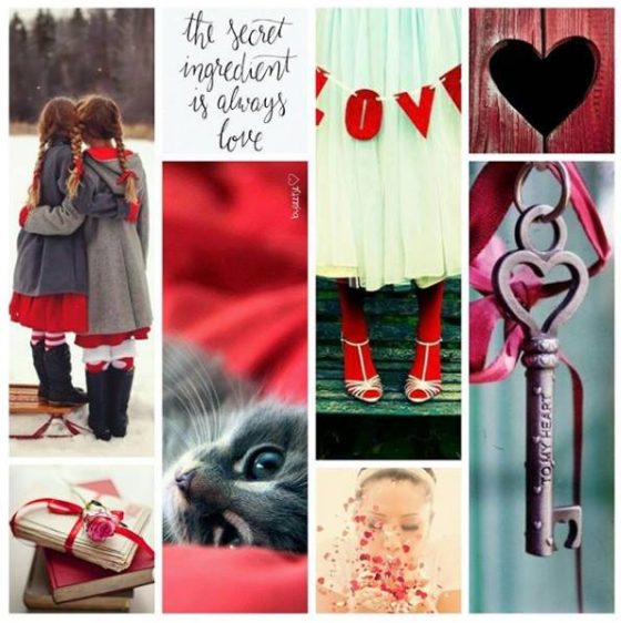 Joy Clair The Month Of Love - February Anything Goes Challenge