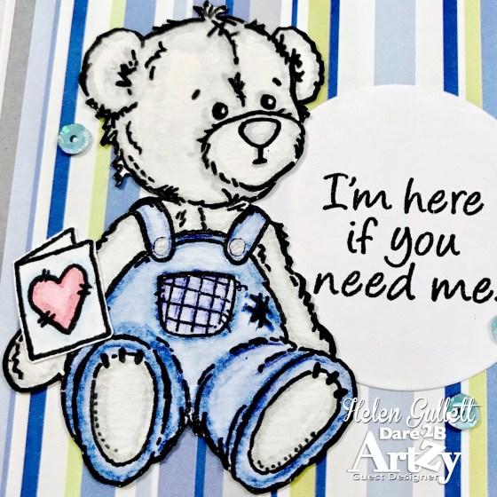 Dare 2B Artzy Teddy Bear Hugs