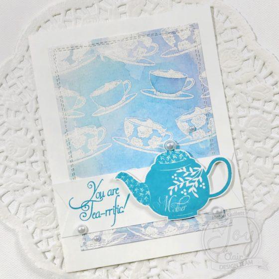 April Challenge: Mother, You Are Tea-rrific