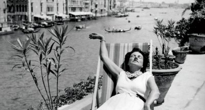 Peggy Guggenheim, Sex Addict
