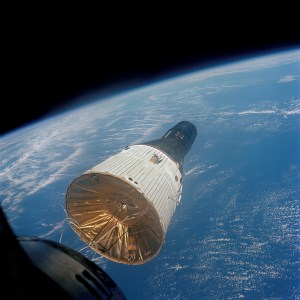 The Gemini Manned Space Capsule