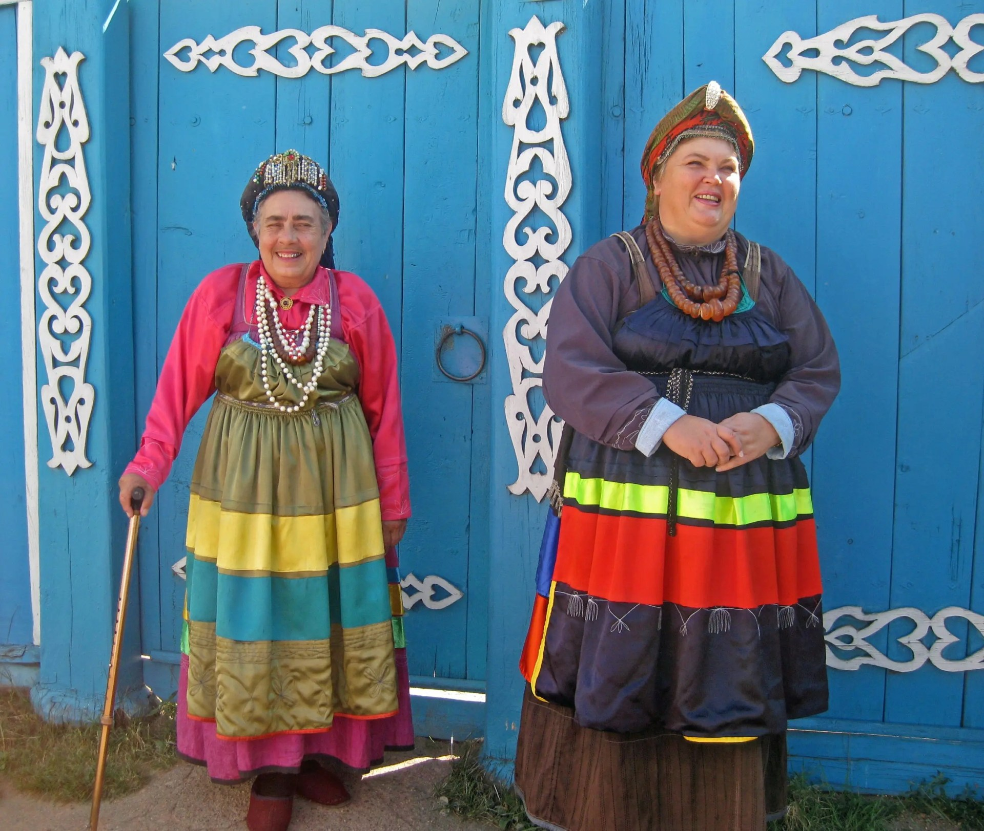 Russia's Old Believers were persecuted for their religious beliefs, and exiled to Siberia Photo: Helen Holter