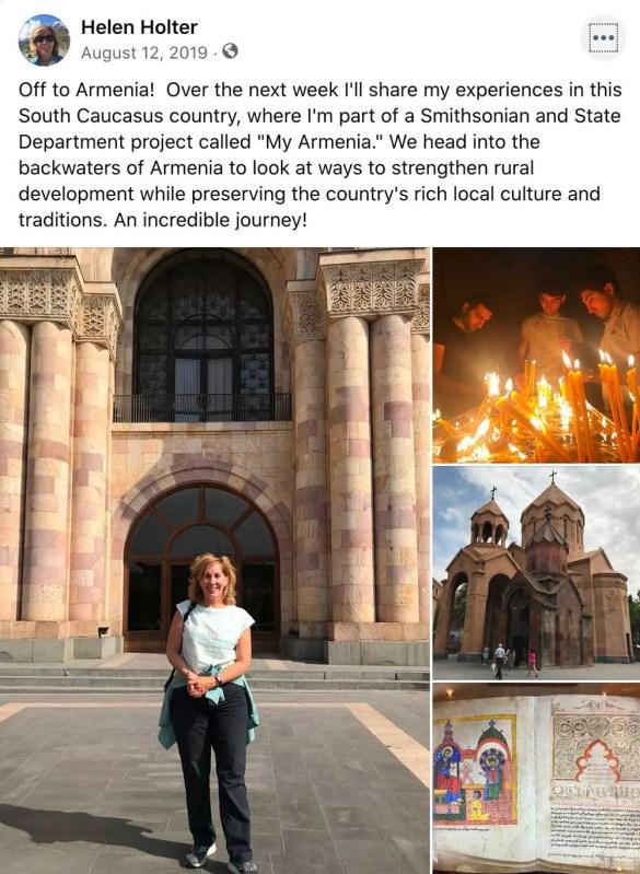 Facebook-Armenia, Day 1