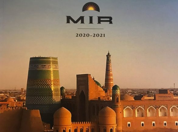 MIR 2020-2021 Catalog