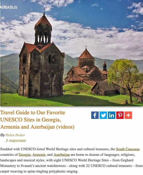 Haghbat Monastery, Armenia