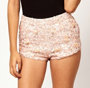 Sequin shorts, sequin pants, hot short, summer shorts, asos, The Art of Accessorizing-HelenHou.com-