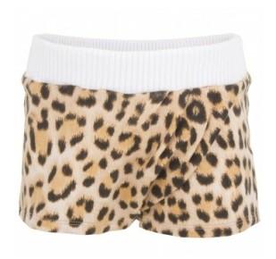 The Art of Accessorizing-HelenHou.com-Roberto Cavalli leopard print shorts
