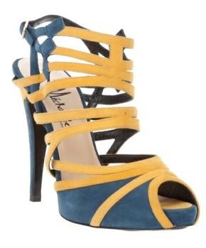 MECHANTE OF LONDON, 'DARYL' SANDAL,Strap Sandal, colorblock sandal,summer sandal,  helenhou, helen hou, the art of accessorizing, accessoriseart, celebrity style, street style, lookbook, model off-duty,red carpet looks,red carpet looks for less, fashion, style, outfits, fashion guru, style guru, fashion stylist, what to wear, fashion expert, blogger, style blog, fashion blog,look of the day, celebrity look,celebrity outfit,designer shoes, designer cloth,designer handbag,