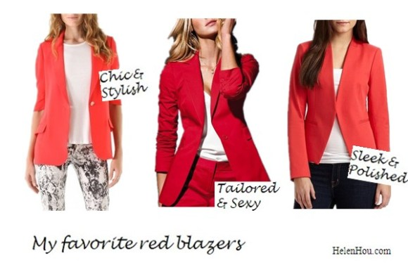 what to wear with a red blazer, what to wear with a red coat, what to wear with a red blouse, red peplum top, Elizabeth and James blazer, Victoria's Secret jacket, Theory Open Blazer ,  helenhou, helen hou, the art of accessorizing, accessoriseart, celebrity style, street style, lookbook, model off-duty,red carpet looks,red carpet looks for less, fashion, style, outfits, fashion guru, style guru, fashion stylist, what to wear, fashion expert, blogger, style blog, fashion blog,look of the day, celebrity look,celebrity outfit,designer shoes, designer cloth,designer handbag,