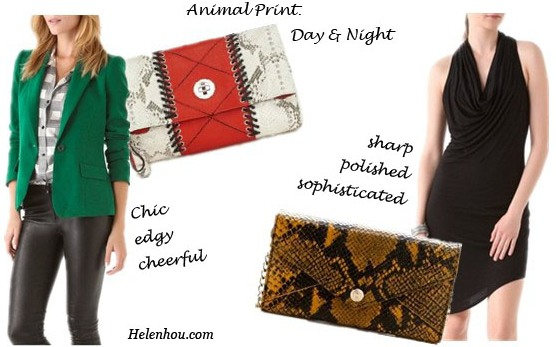 what to wear with a python clutch,animal print bag,Alice + Olivia green blazer, Karen Millen limited edition clutch, snakeskin and tribal pattern clutch, Helmut kinetic jersey racer back dress, Rebecca Minkoff python clutch,   helenhou, helen hou, the art of accessorizing, accessoriseart, celebrity style, street style, lookbook, model off-duty,red carpet looks,red carpet looks for less, fashion, style, outfits, fashion guru, style guru, fashion stylist, what to wear, fashion expert, blogger, style blog, fashion blog,look of the day, celebrity look,celebrity outfit,designer shoes, designer cloth,designer handbag,