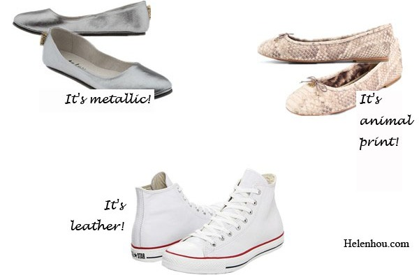 recreate celebrity style,Sarah Jessica Parker street style, metallic jacket, boyfriend jeans, sneakers, pink skinny jeans, grey shirt, French Sole - Sloop (Pewter Metallic Nappa),  Sam Edelman Felicia Ballet Flats,  Converse - Chuck Taylor All Star Specialty Leather HI (White Leather) - Footwear,  helenhou, helen hou, the art of accessorizing, accessoriseart, celebrity style, street style, lookbook, model off-duty,red carpet looks,red carpet looks for less, fashion, style, outfits, fashion guru, style guru, fashion stylist, what to wear, fashion expert, blogger, style blog, fashion blog,look of the day, celebrity look,celebrity outfit,designer shoes, designer cloth,designer handbag,