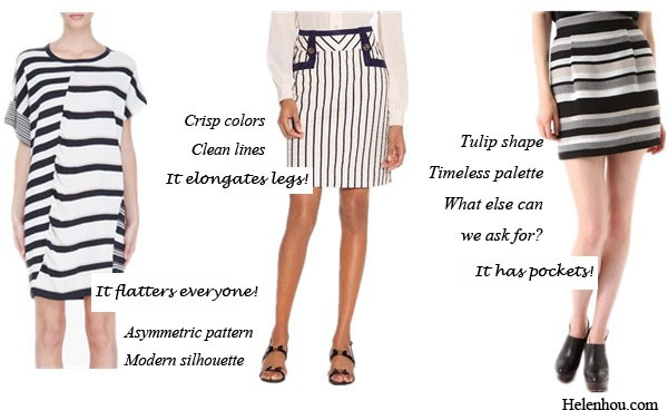 Marc Jacobs Spring 2013 RTW, new york fashion week, sprint 2013 ready to wear collection,striped coat, striped skirt, striped blazer, striped tee shirt, striped dress, black and white,   Marc By Marc Jacobs Oversize Striped Aimee Dress, Tory Burch Koemi Skirt, Doo.Ri Miniskirt ,  helenhou, helen hou, the art of accessorizing, accessoriseart, celebrity style, street style, lookbook, model off-duty,red carpet looks,red carpet looks for less, fashion, style, outfits, fashion guru, style guru, fashion stylist, what to wear, fashion expert, blogger, style blog, fashion blog,look of the day, celebrity look,celebrity outfit,designer shoes, designer cloth,designer handbag,