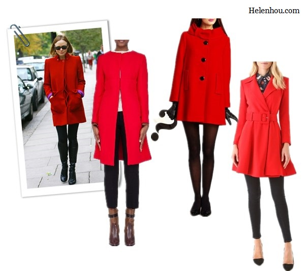 Stella Mccartney, winter coat, white coat, red coat, blue coat, stella mccartney collection, how to wear winter coat, how to wear colored coat, how to accessorizies coat,  Marni Long Red Wool Double Face Coat , Mcq Alexander Mcqueen Red Wool Cashmere Coat,  Kate Spade New York - Suzette Coat,  alice + olivia Loris Flare Coat,  helenhou, helen hou, the art of accessorizing, accessoriseart, celebrity style, street style, lookbook, model off-  duty,red carpet looks,red carpet looks for less, fashion, style, outfits, fashion guru, style guru, fashion stylist, what   to wear, fashion expert, blogger, style blog, fashion blog,look of the day, celebrity look,celebrity outfit,designer   shoes, designer cloth,designer handbag,