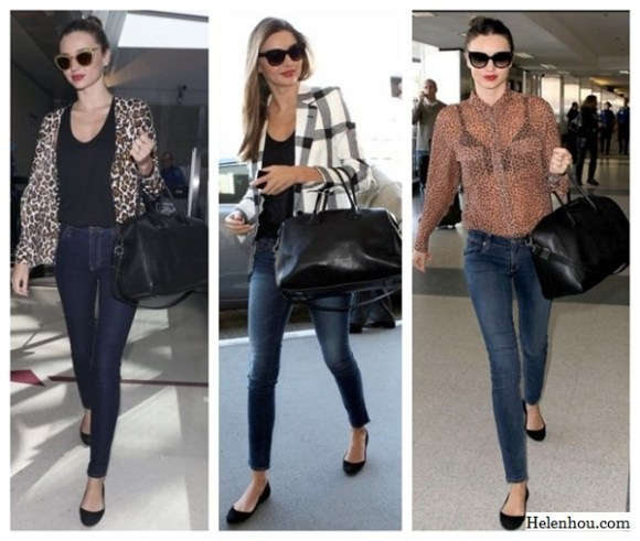 Miranda Kerr, Givenchy Antigona bag,Stella McCartney check blazer,Stella McCartney leopard print blazer, Equipment leopard shirt, Nobody Denim jeans,Frame Denimn jeans,Givenchy pointy toe flat, black tank top, miu miu sunglasses, Nobody Denim jeans,Rolex watch,Prada sunglasses,statement pieces, wardrobe basics, wardrobe essential,dark skinny jeans,black leather bag,  helenhou, helen hou, the art of accessorizing, accessoriseart, celebrity style, street style, lookbook, model off-duty,red carpet looks,red carpet looks for less, fashion, style, outfits, fashion guru, style guru, fashion stylist, what to wear, fashion expert, blogger, style blog, fashion blog,look of the day, celebrity look,celebrity outfit,designer shoes, designer cloth,designer handbag,