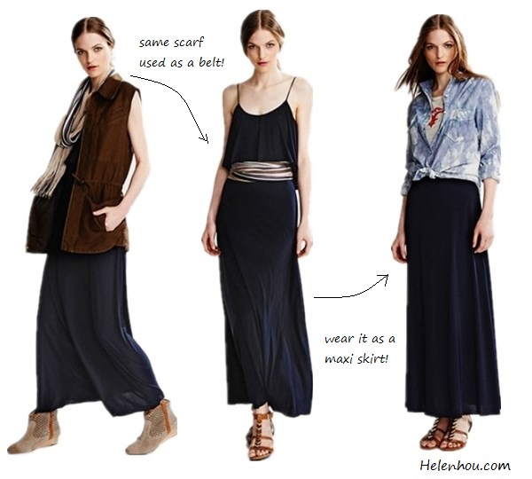 how to wear maxi dresses, what to wear with maxi skirt, Miranda Kerr, street style, Balenciaga quilted leather jacket,Celine tote, black maxi dress, studded bag, black leather booties, sunglasses, lace up booties, burgundy tote, denim jacket, colorful printed crossbody bag, dressy flip flop sandals, light weight summer scarf, beige scarf, python bag, snakeskin bag,  Tbags Los Angeles black maxi dress, helenhou, helen hou, the art of accessorizing, accessoriseart, celebrity style,   street style, lookbook, model off-duty,red carpet looks,red carpet looks for less,   fashion, style, outfits, fashion guru, style guru, fashion stylist, what to wear,   fashion expert, blogger, style blog, fashion blog,look of the day, celebrity   look,celebrity outfit,designer shoes, designer cloth,designer handbag,