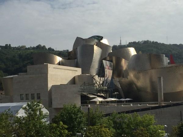Wednesday Wander Guggenheim Museum Bilbao Journey