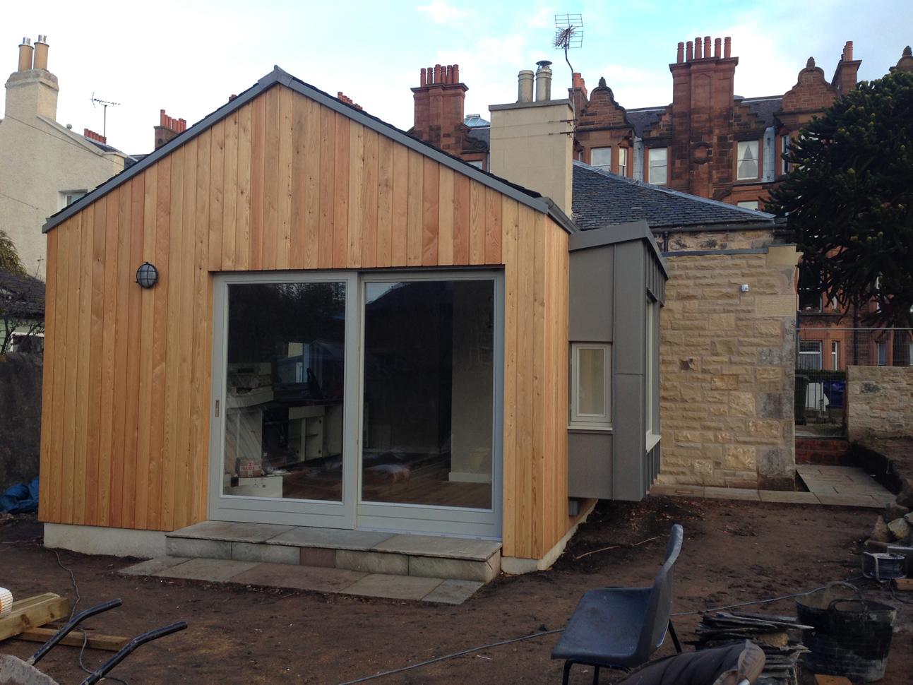 Solar Wall House